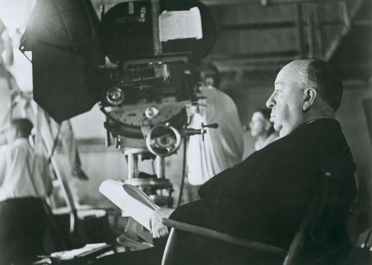 Alfred Hitchcock (Shutterstock)