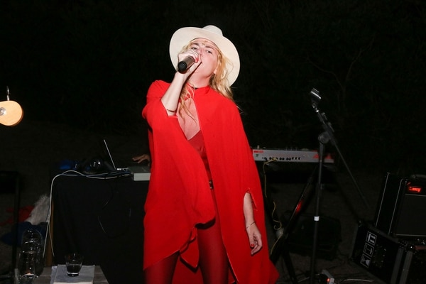 Esmeralda Mitre encontró en la música una pasión
