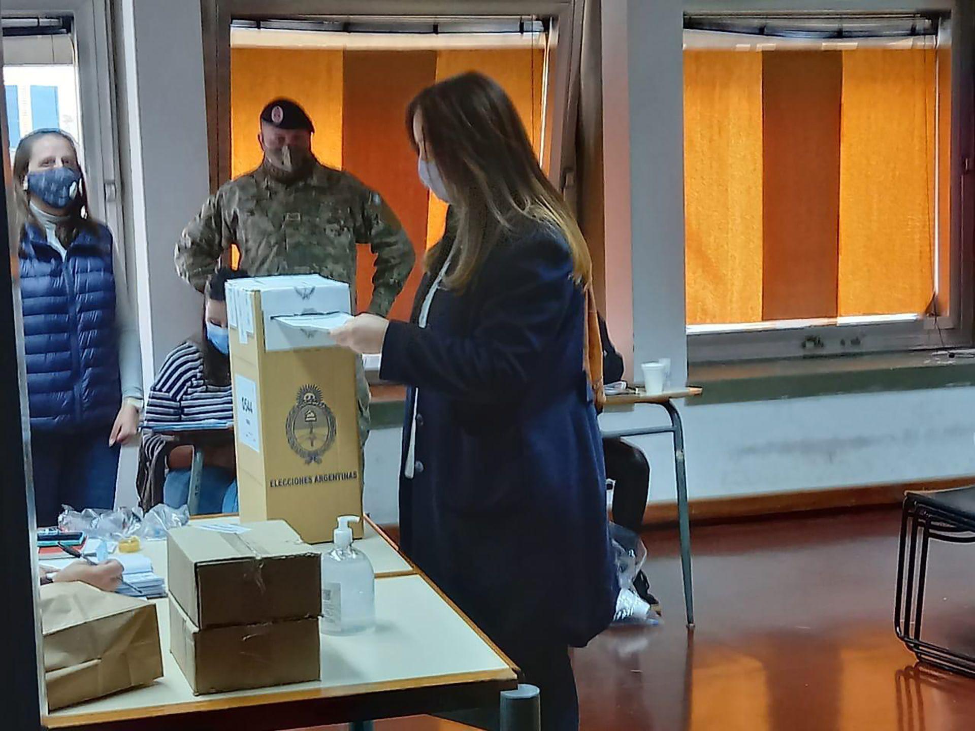 Voto Vidal PASO 2021
