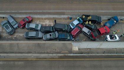 (Jay Janner/Austin American-Statesman via AP)