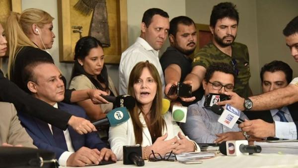 Laura Casuso, la abogada asesinada este lunes.