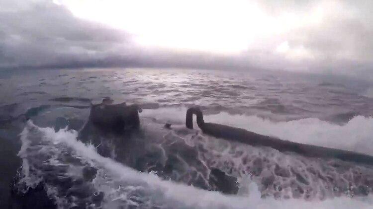 En esta nave acuática fueron halladas 17,000 libras (caerca de 7 toneladas) de cocaína con un valor de USD 232 millones. (Foto: captura de pantalla)