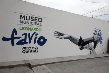 El museo está en la calle 12 de Octubre 463 (Prensa Municipalidad de Avellaneda)