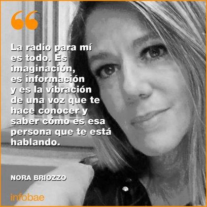 Nora Briozzo