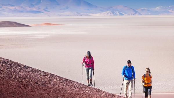 Trekking en la Puna Salteña (Celine Frers)