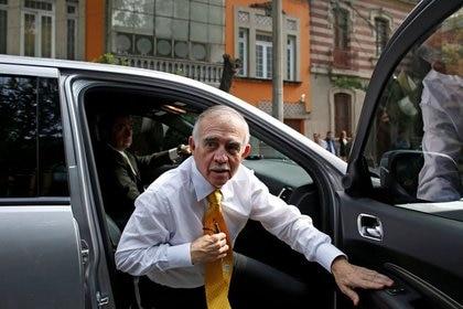 Alfonso Romo dimite como presidente del Cuarto Gobierno de Transición (Foto: REUTERS / Carlos Jasso)