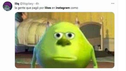 Usuarios de Twitter se burlaron de los de Instagram (Foto: Twitter)