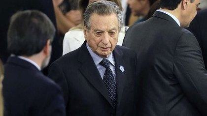 El empresario Franco Macri