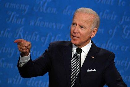 """Biden, usó su tiempo para criticar la administración actual: """"Ahora estamos más enfermos, divididos, somos más débiles, más violentos."""