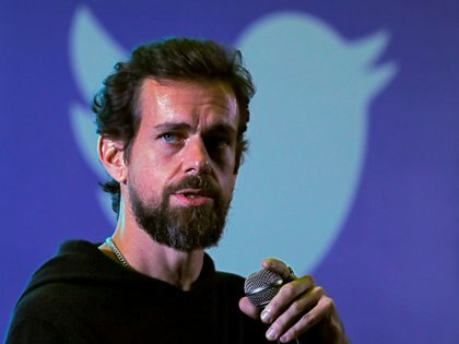 El CEO de Twitter, Jack Dorsey también se alió con la cantante (Foto: REUTERS/Anushree Fadnavis)