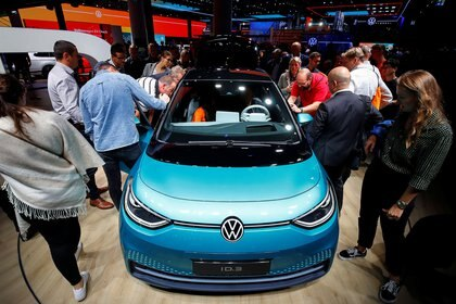 El Volkswagen ID.3 eléctrico