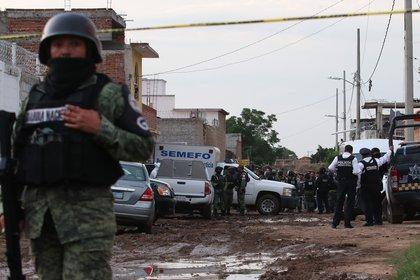 Uno de los estados más azotados por la violencia ha sido Guanajuato. (Foto: EFE)