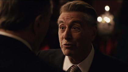 """""""El irlandés"""" acaba de estrenarse en algunas salas de cine y también en la plataforma de Netflix"""