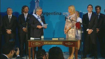 Marcela Losardo juró como ministra de Justicia