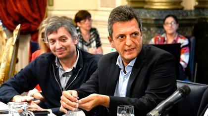 Sergio Massa y Máximo Kirchner intercedieron rápidamente para que el legislador Ameri se hiciera cargo de sus actos.