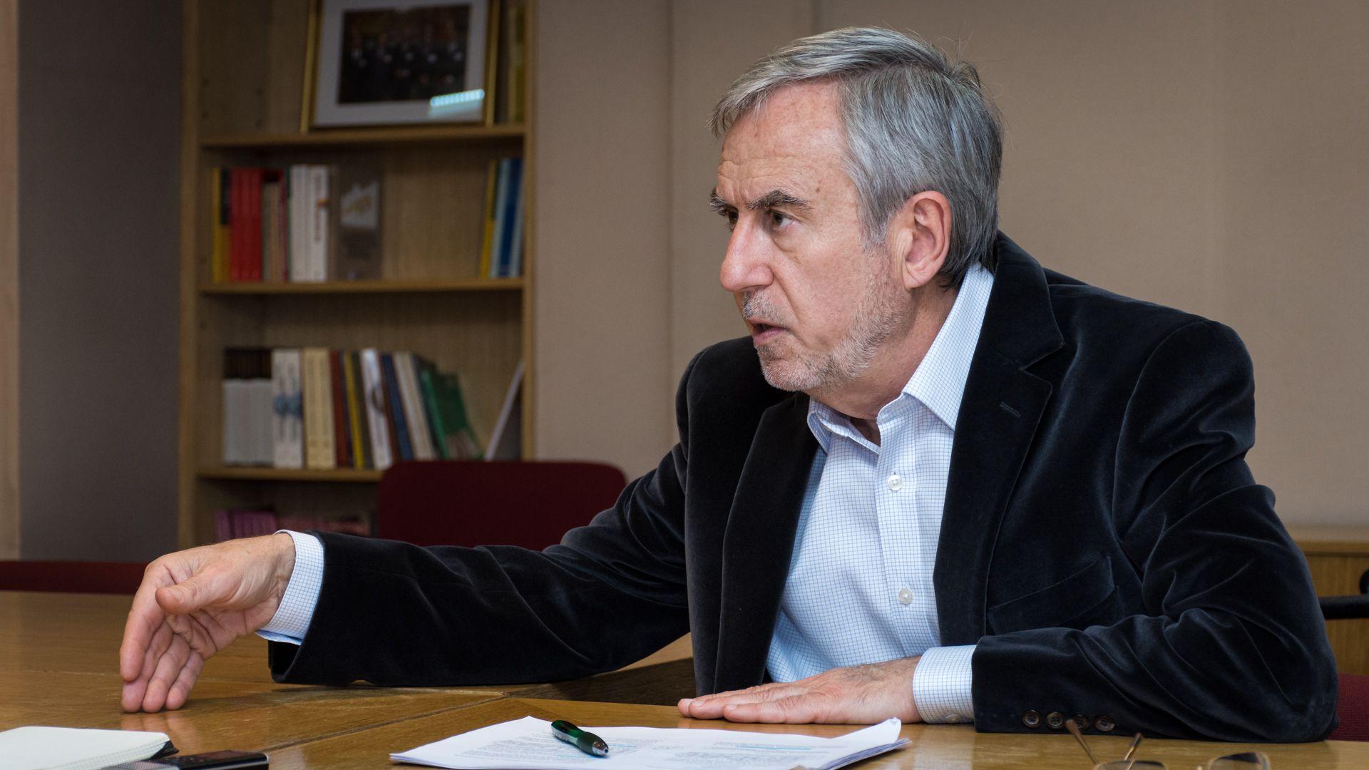 """""""Quizás el presidente Alberto Fernández y su ministro de Trabajo, Claudio Moroni, deberían reflexionar un poco mejor sobre cómo proteger el empleo en pandemia"""""""