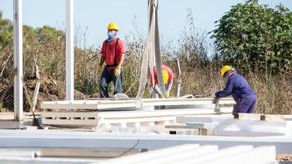 Las obras en construcción volverán a estar permitidas en los distritos que estén en Fase 4