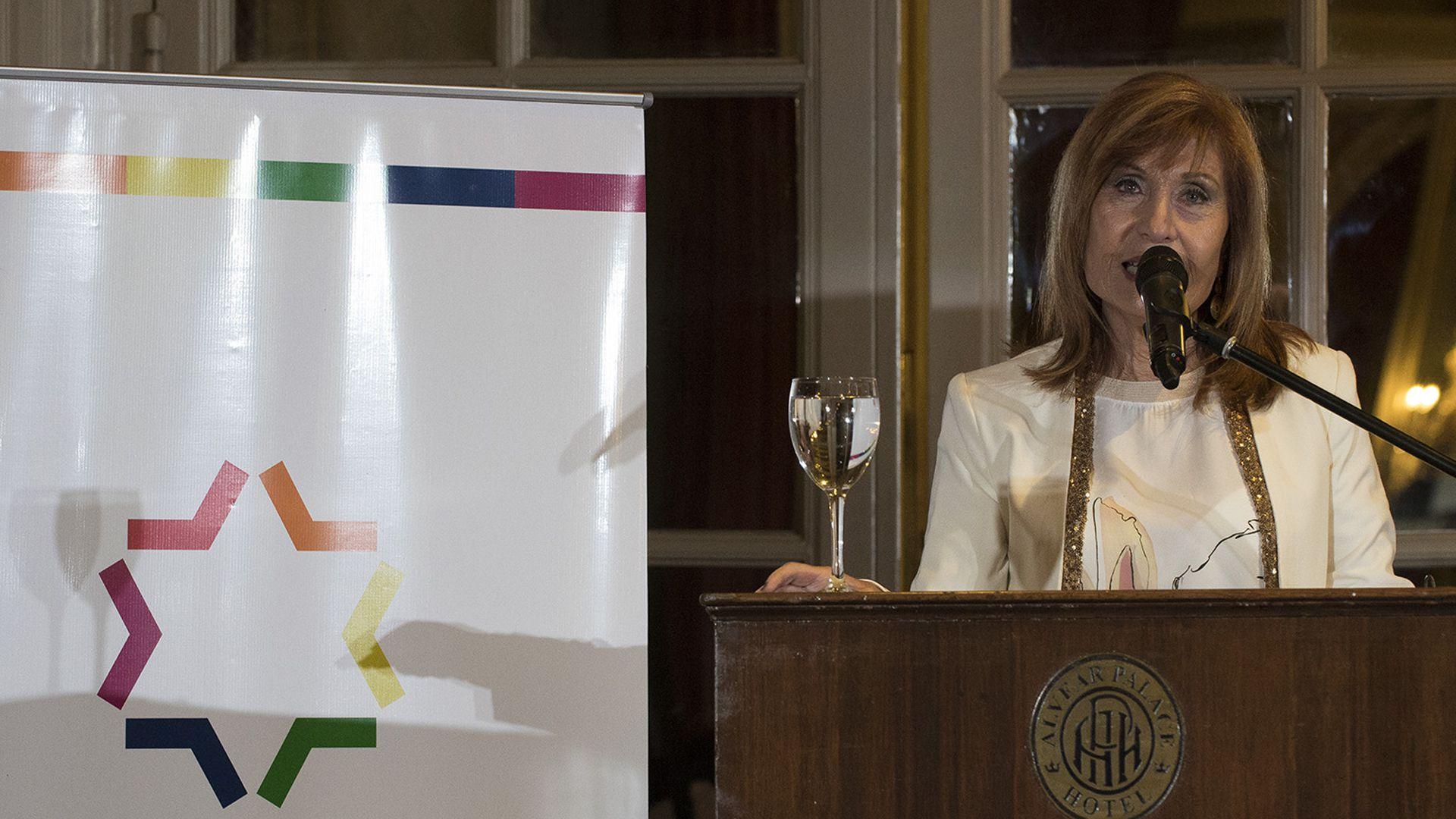 Silvia Plager también respaldó la carta que cuestiona la medida del gobierno de Horacio Rodríguez Larreta (Adrián Escandar)