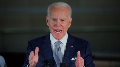 El presidente electo Joe Biden (REUTERS/Brendan McDermid)