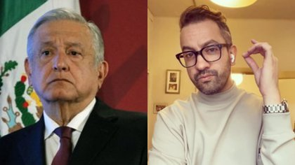 """""""Aquí la persona que va a salvar este país"""": Chumel Torres se mofó del desayuno de AMLO con Carlos Slim"""