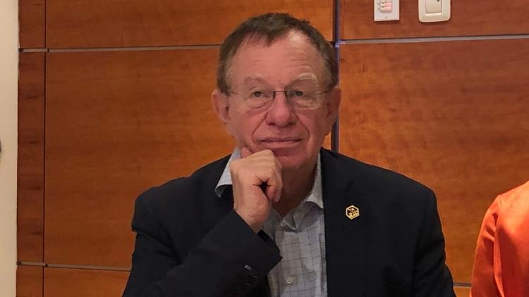 El profesor Rafi Beyar explicó a Infobae los avances del hospital subterráneo