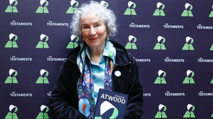 Margaret Atwood (AFP)