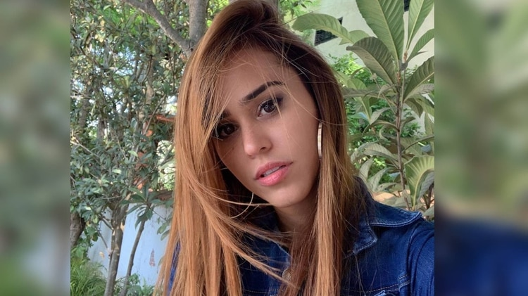 Yanet Garcia is in quarantine and record videos for all your fans ...
