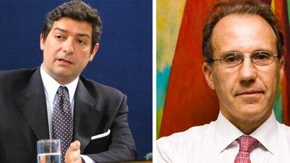 Carlos Rosenkrantz y Horacio Rosatti, los dos candidatos a la Corte Suprema  162