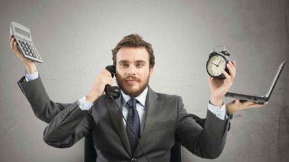 """La """"falta de tiempo"""" y el multitasking, dos aliados del estrés"""