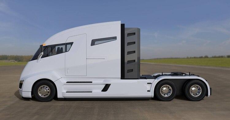 Diseño y tecnología es lo que propone la firma con sus camiones.