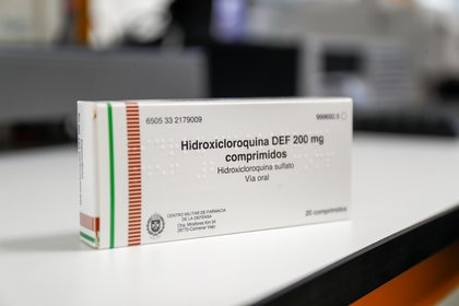 WHO suspends trials with hydroxychloroquine