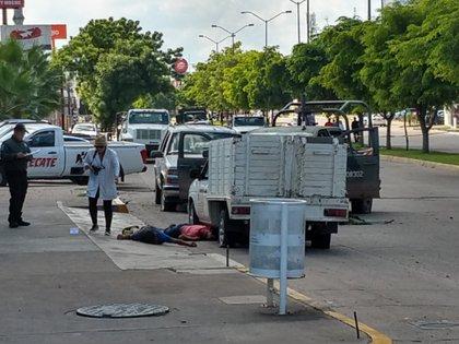 En Culiacán se regitraron más de 10 fallecimientos durante el operativo fallido. (Foto: Especial)
