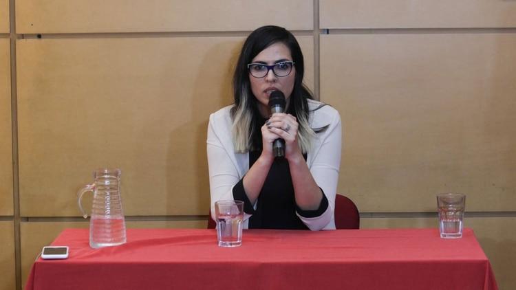 Sabrina Cartabia, abogada de Thelma Fardin (Matías Baglietto)