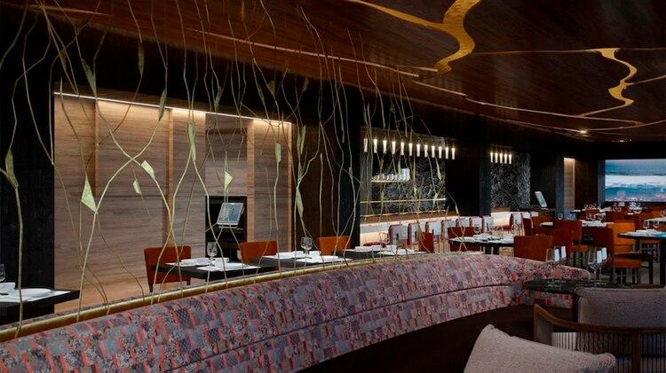 El exclusivo restaurante del Nobu Hotel de Barcelona (Nobu Hotel)