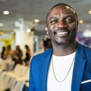 CANNES, FRANCE - JUNE 18: Singer, producer and entrepreneur Akon poses after the Gabbcon session during the Cannes Lions Festival 2018 on June 18, 2018 in Cannes, France. (Photo by Richard Bord/Getty Images for Cannes Lions)