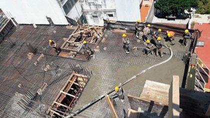 En la provincia de Buenos Aires, antes de la pandemia, se calculaba que en 2020 se construirían unos 4 millones de metros cuadrados