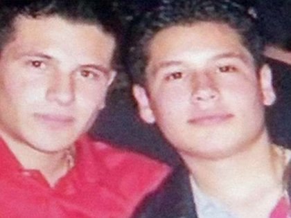 Los hermanos Iván y Jesús Alfredo Guzmán desafiaron las advertencias del CJNG (Foto: archivo)