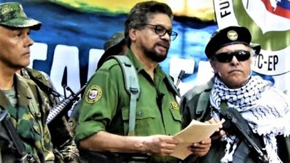 Las FARC disidentes ha tenido algunas bajas pero tiene control en varios lugares de la frontera venezolana