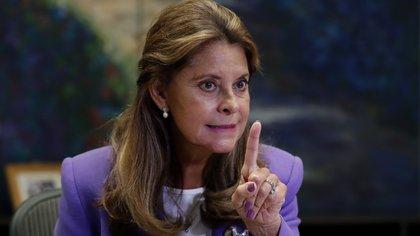 Vicepresidenta de Colombia denuncia ingerencia de Nicolás Maduro en el paro nacional colombiano