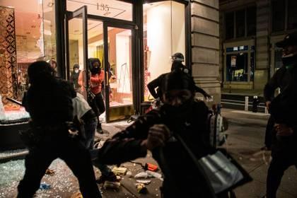 Saqueo en Nueva York (Reuters)