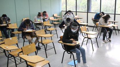 Los estudiantes deberán seguir algunas recomendaciones. (Foto: Twitter)