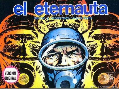 """Tapa de El eternauta"""", de Oesterheld. El género fantástico puso a la literatura rioplatense en el mapa."""