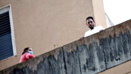 Juan Requesens fue excarcelado este viernes (Reuters)