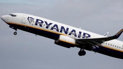 Ryanair es uno de los principales competidores de Lufthansa (REUTERS/Phil Noble)