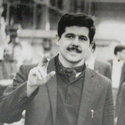 """Garcia Cano, """"the engineer"""" by Montoneros"""