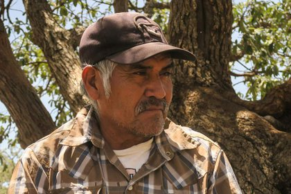 Se cumple un año del asesinato del líder rarámuri Julián Carrillo (Foto: amnesty.org)
