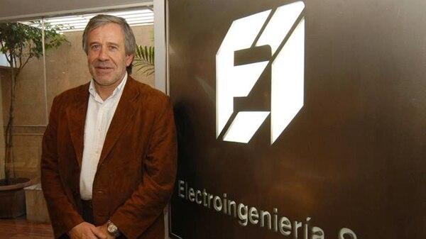 Gerardo Ferreira, socio de Electroingenieria