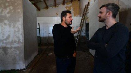 Marcelo Tinelli, en su encuentro con Teleshow (Fotos: LaFlia / Negro Luengo)