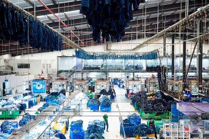 La industria textil en Vietnam emplea unos 2,5 millones de trabajadores
