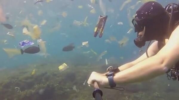 El problema del plástico en los mares del mundo es mucho más grave de lo que se considera.